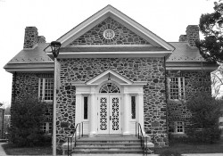 Carnegie Library on Cheyney University