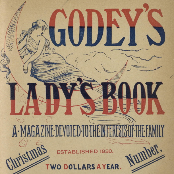 Christmas Giving Tips from Godey's Lady's Book
