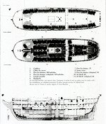 Slave Ship Hold Diagram