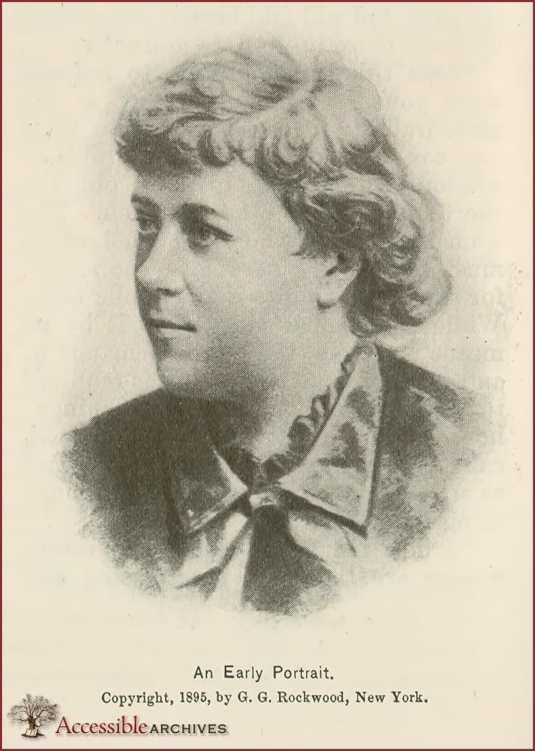 Elizabeth Cady Stanton Part on Negro Carolina League