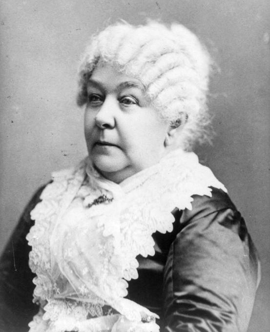 Elizabeth Cady Stanton, a Women's History Month Profile ...