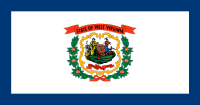 Flag of West Virginia