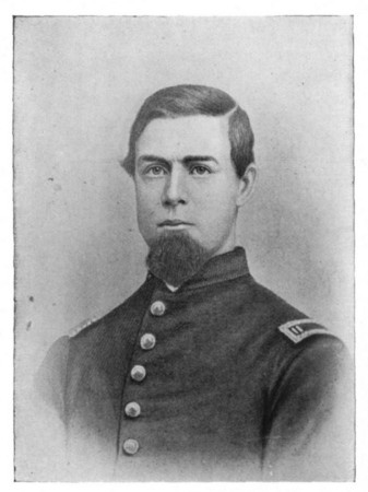 FIRST LIEUT. PETER HUNT