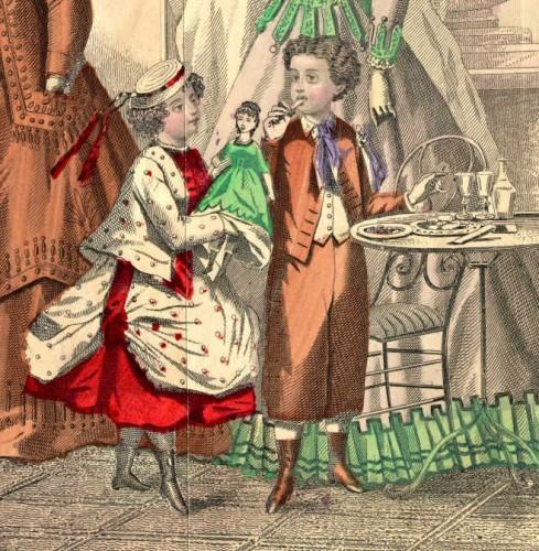 November Fashion Plate