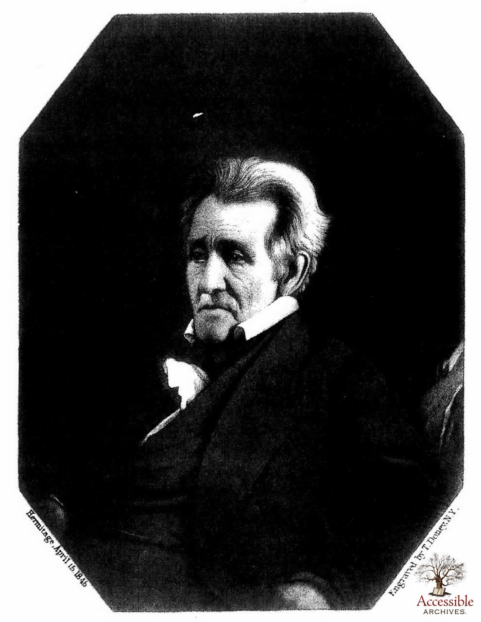 "an introduction to the presidency of andrew jackson Introduction nicknamed ""old hickory"" after the tough hardwood tree, andrew  jackson was the seventh president of the united states, in office."