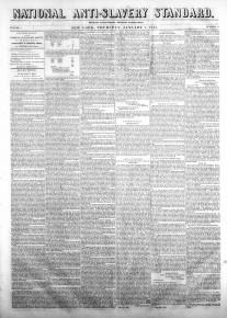 National Anti-Slavery Standard -- January 7, 1841