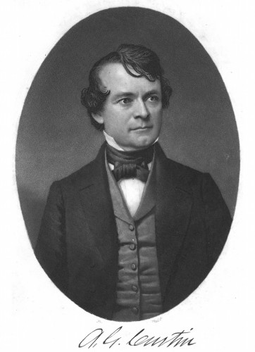 Hon. Andrew G. Curtin,  Governor of the Commonwealth of Pennsylvania