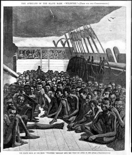 The Slave Ship Wildfire