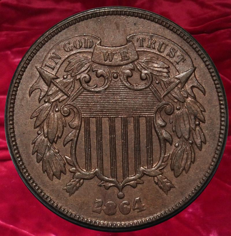 Cents Coin on Negro Carolina League