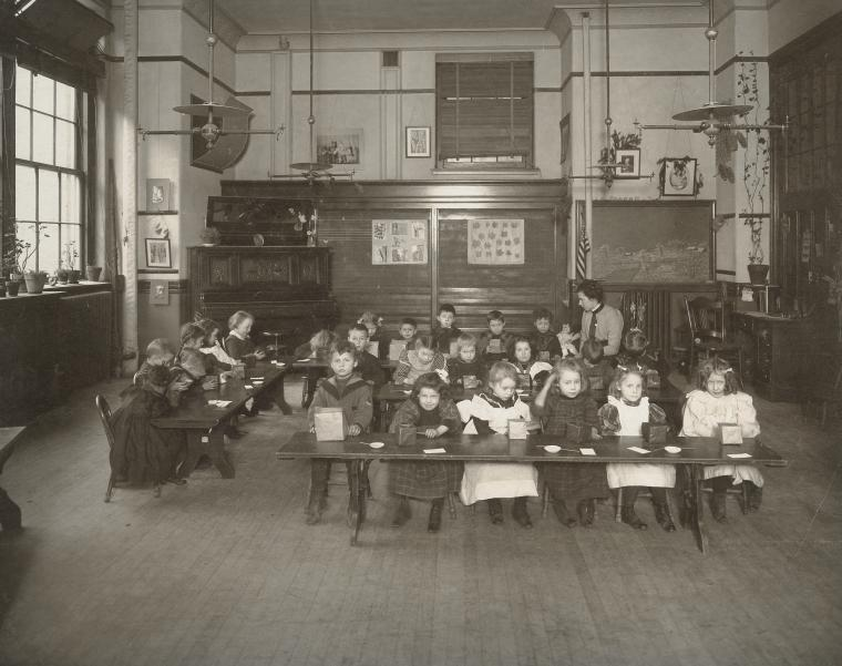 Gilder Lehrman Reports on Teaching Literacy Through History