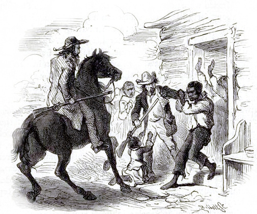 slave-capture