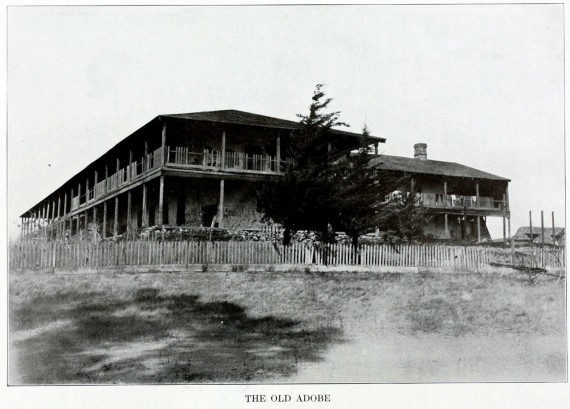 The Old Adobe