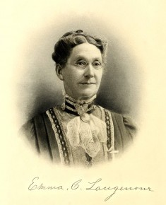 Emma C. Laugenour of Yolo County, California
