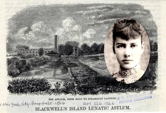 Blackwell's Island Lunatic Asylum