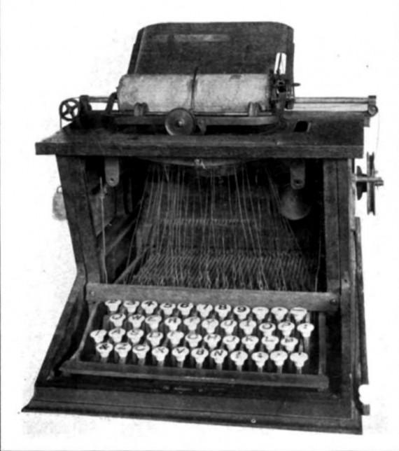 Sholes Type-Writer