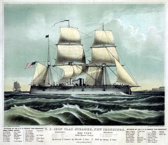 The New Ironsides