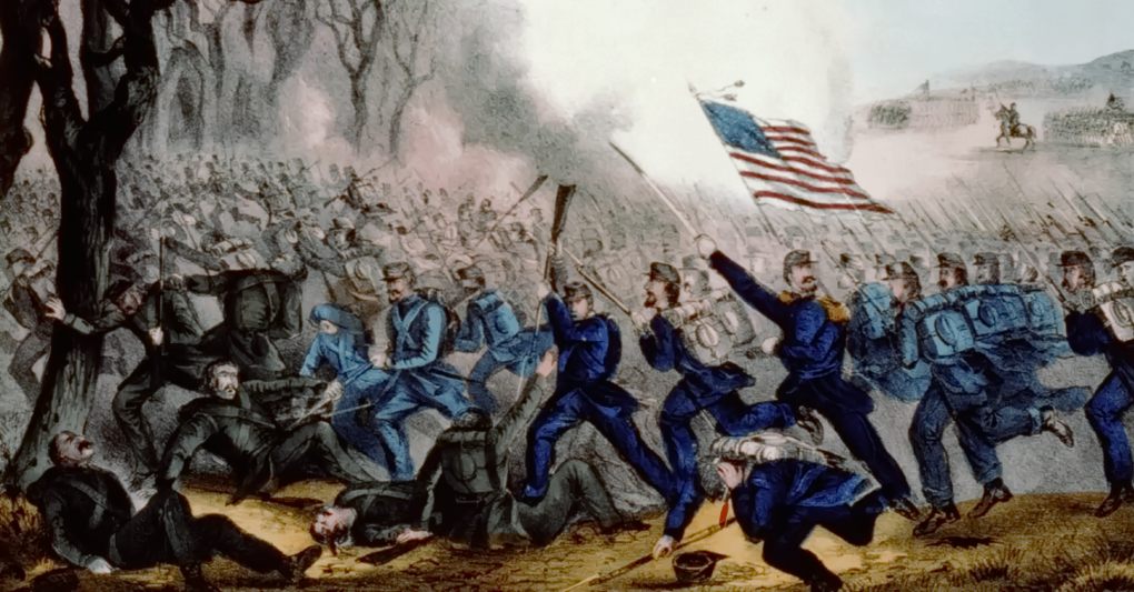 The Battle Of Mill Spring Fishing Creek