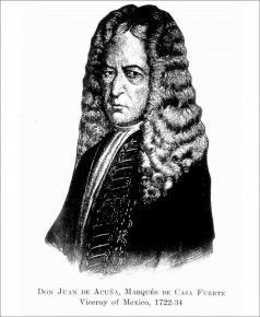 Don Juan De Acuña, Marqués De Casa Fuerte