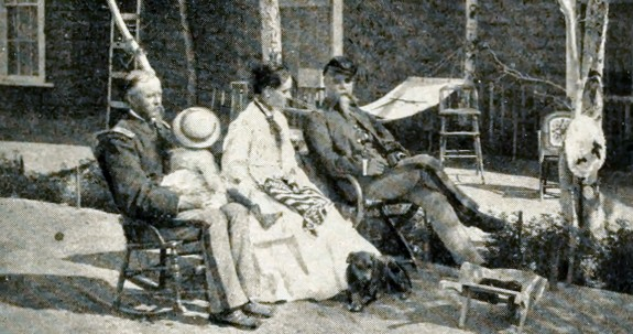 Recollections of my Army Life by Martha Summerhayes (1908)
