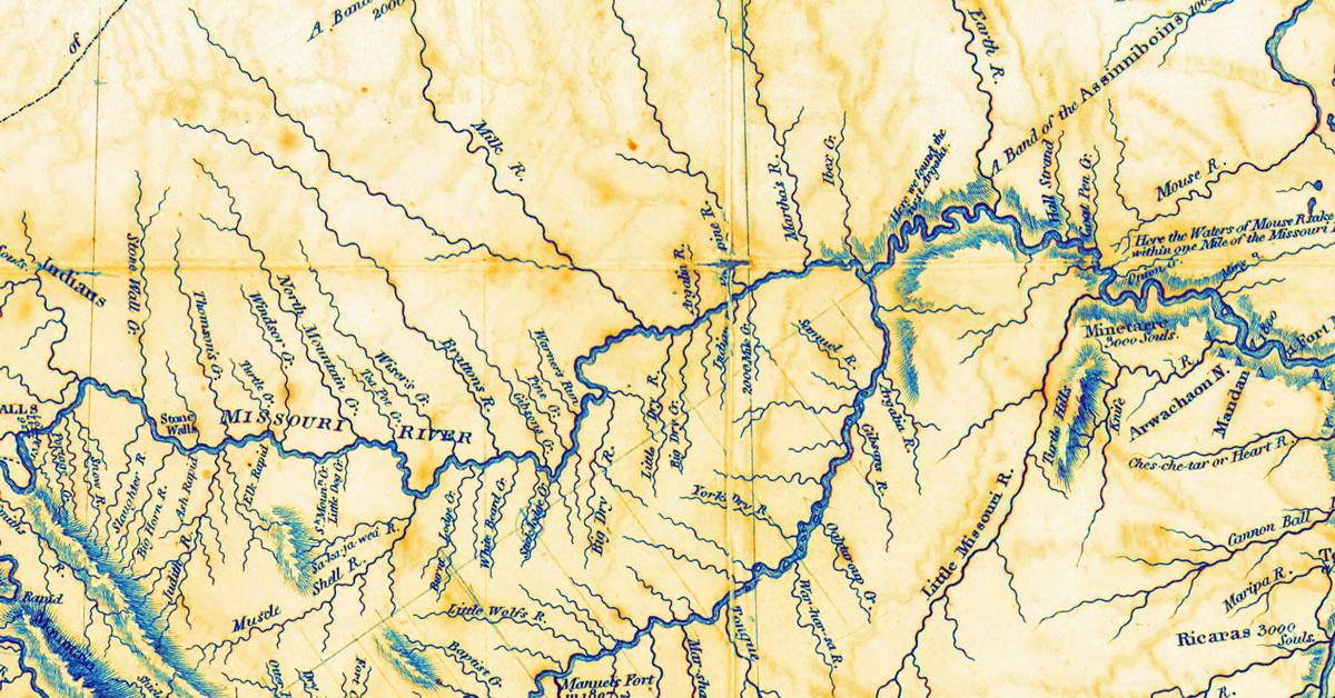 Lewis And Clark In South Dakota